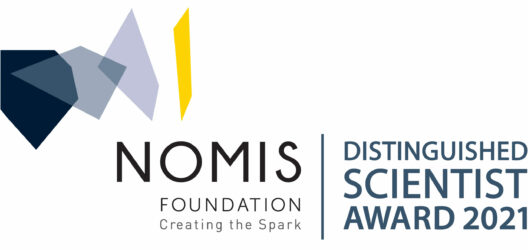 NOMIS Distinguished Scientist & Scholar Award 2021